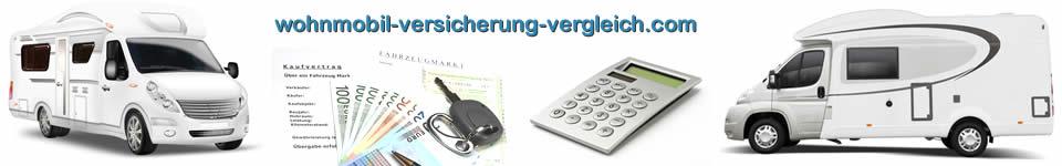 Wohnmobil-Versicherung Vergleich